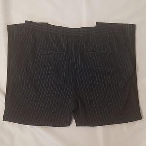 ASOS Pants & Jumpsuits - ASOS Pinstripe Tuxedo Pants...Sz 14